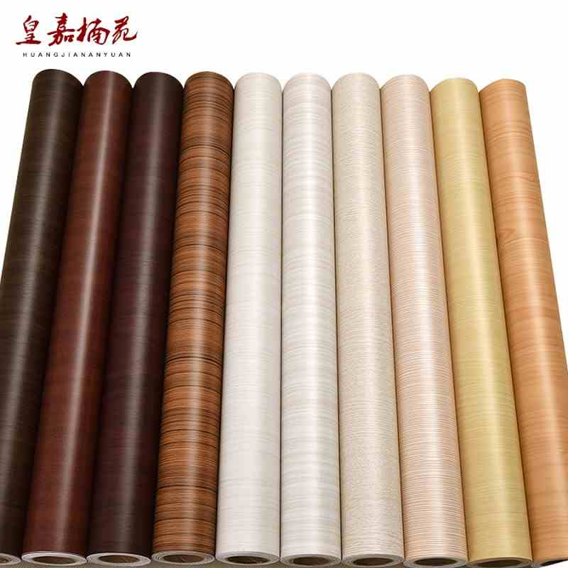 Wooden Stickers Boeing Film Pvc Waterproof Self Adhesive