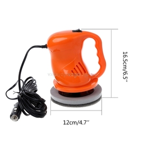 Image 5 - 12V 40Wเครื่องขัดรถAuto Polisherไฟฟ้าเครื่องมือBuffing Waxing Waxer A26 Dropshipping