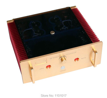 Weiliang Breeze Audio A100 Full Replica NHB 108 Amplifier HIFI-EXQUIS No Negative Feedback Circuit Hi-end Solid Amp WBANHB108