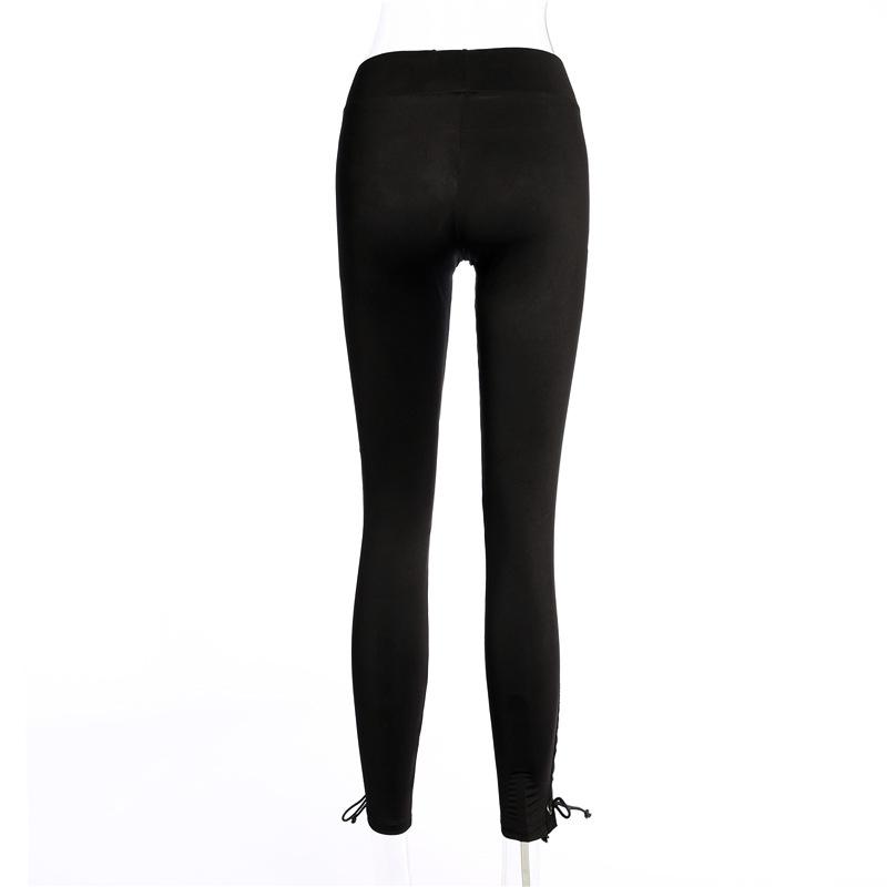 HTB1t5 xRVXXXXanaXXXq6xXFXXXu - Stripe sexy side cross line Black Hole pants JKP158