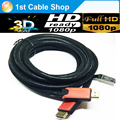 True 4K HDMI 2.0 cable 10M 5M 3M 1.8M braided Triple-shielded for PS4,Laptop,HDTV,Blue ray DVD