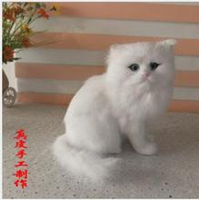 WYZHY simulation Persian cat Home decoration creative desktop decorations photo photography props to send friends gifts