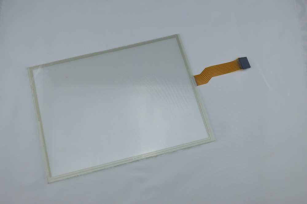 ALLEN BRADLEY 2711P K15 PanelView Plus 1500 TOUCH GLASS REPLACEMENT 2711P K15C OVERLAY HAVE IN STOCK