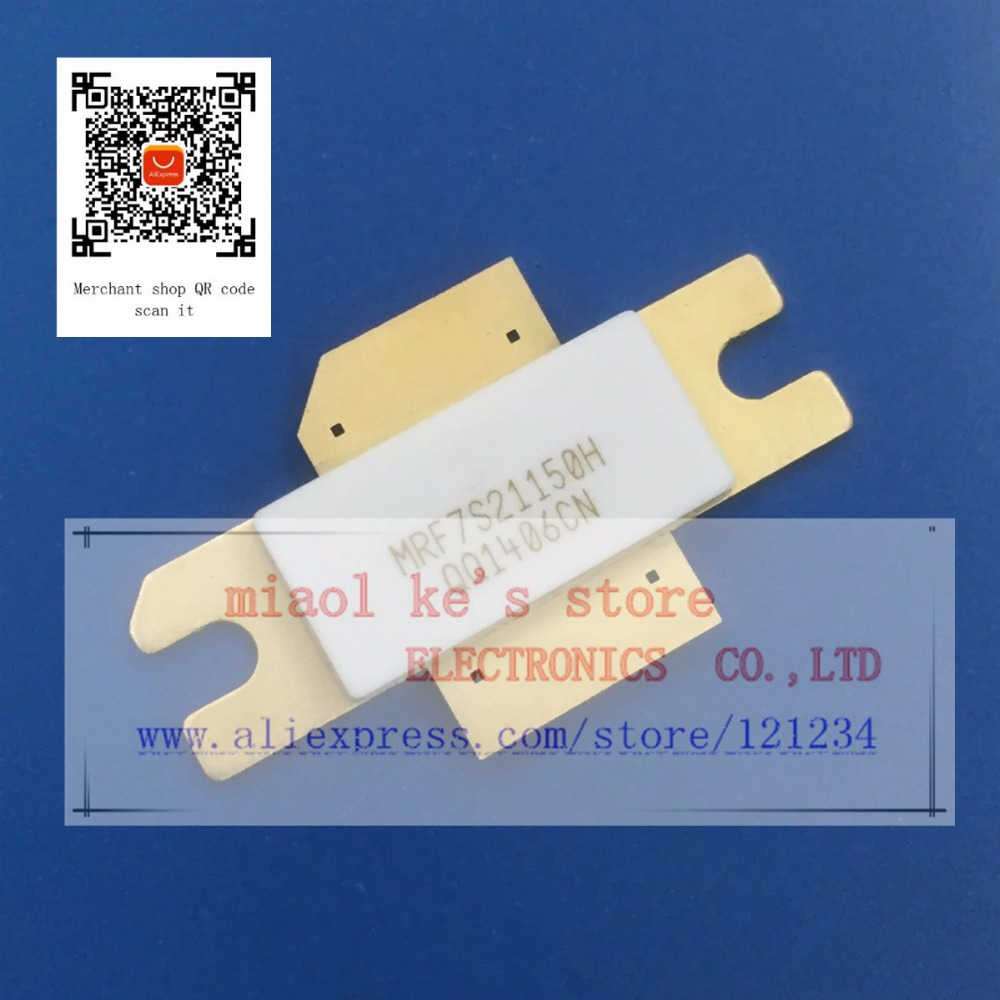 MRF7S21150H MRF7S21150HR3 MRF7S21150HR5 [ FET RF 65V 44W 17.5dB 2.17GHZ SOT-957A / NI-780 ] High quality original transistorMRF7S21150H MRF7S21150HR3 MRF7S21150HR5 [ FET RF 65V 44W 17.5dB 2.17GHZ SOT-957A / NI-780 ] High quality original transistor