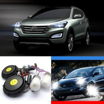 Generation All In One lower Beam Error Free H7 HID Lights For Hyundai Santa IX45 2013-2016