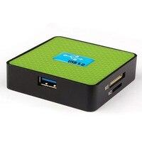 Malloom Wysoka Jakość 2017 Najnowszy Uniwersalny Czytnik Kart CF Adapter GN All-In-1 USB 3.0 Compact Flash Micro SD MS hurtownie cena