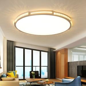 Image 1 - Crystal Ceiling Lamp diameter 42/52/80cm for living room bedroom Acrylic Modern LED Ceiling Lights lamparas de techo plafondlam