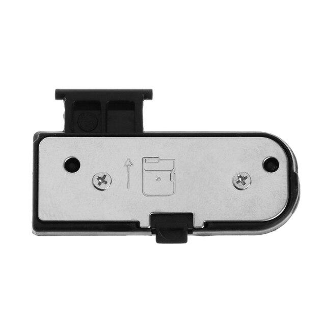 Pokrywa klapki baterii pokrywka aparatu zamiennik dla Nikon D3100 część do naprawy aparatu cyfrowego akcesoria