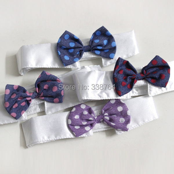 Hot Sales Pet Supplies Blue Colors Cats Dog Tie Wedding Accessories Dogs Bowtie Collar Christmas Grooming Holiday Decoration