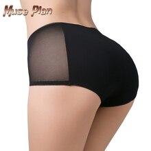 Women's panties calcinha full transparent lace seamless