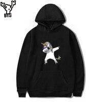 LUCKYFRIDAYF Animal Horse Print Sweatshirt Hoodies Women Men Hip Hop Funny Autumn Hoodies And Sweatshirt Couples