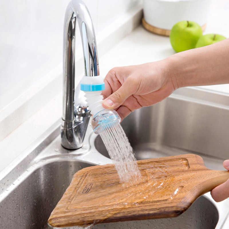360 מעלות סיבוב מים חיסכון Aeraters מטבח ברז מים ברז מרססי פלסטיק Splash הוכחה Bubbler מטבח כלים