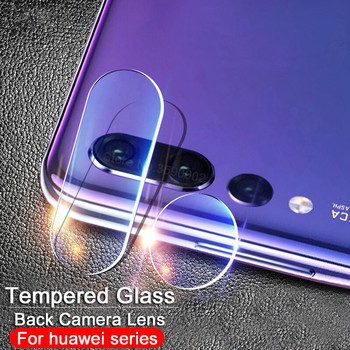 Back Camera Lens Tempered Glass For Huawei p20 lite pro mate 10 20 nova 3i 3e on honor 10 Screen Protector Protective Glas Film image