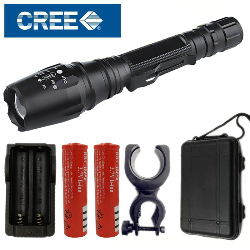 Litwod Z35 LED Flashlights Torch 8000 Lumen CREE XM-L2 Zoomable Led Torch For 2x18650 battery Aluminum Led Flashlight Linternas siberina эфирное масло апельсина ef 1 sib