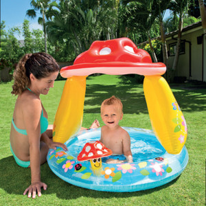 OLOEY Inflatable Baby Swimming
