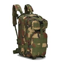 3 P Askeri Taktik Sırt Çantası Kamp Seyahat Yürüyüş Trekking Tırmanma Çantası 30L