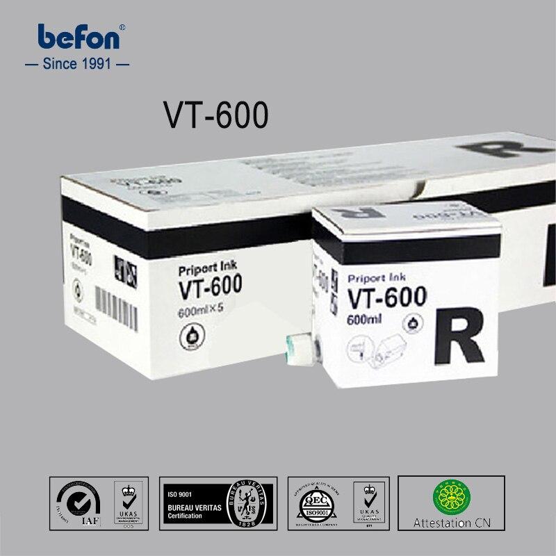 befon Duplicator Ink VT ink vt 600 for use in Ricoh