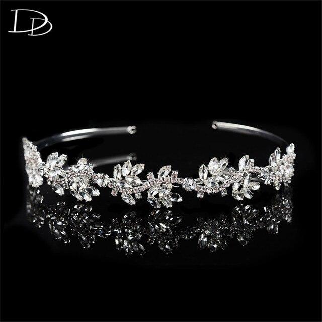 Роскошный блеск AAA CZ алмазов тиара для женщин свадьбу волос acessorios невесты корона 585 gold plated кристалл ювелирные HF046