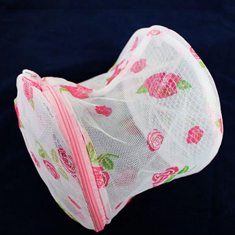 Mesh Aid Laundry Saver Laundry Bags & Baskets Women Hosiery Bra Lingerie Washing Bag Protecting