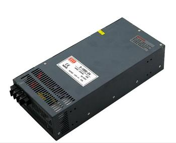 mini 1000W switching supply, LED power switch, S-1000-48