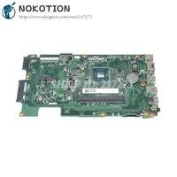 NOKOTION NEW DA0Z8AMB4E0 NBMRU11002 NBMRU110026 Laptop Motherboard For Acer Aspire ES1 411 Main Board