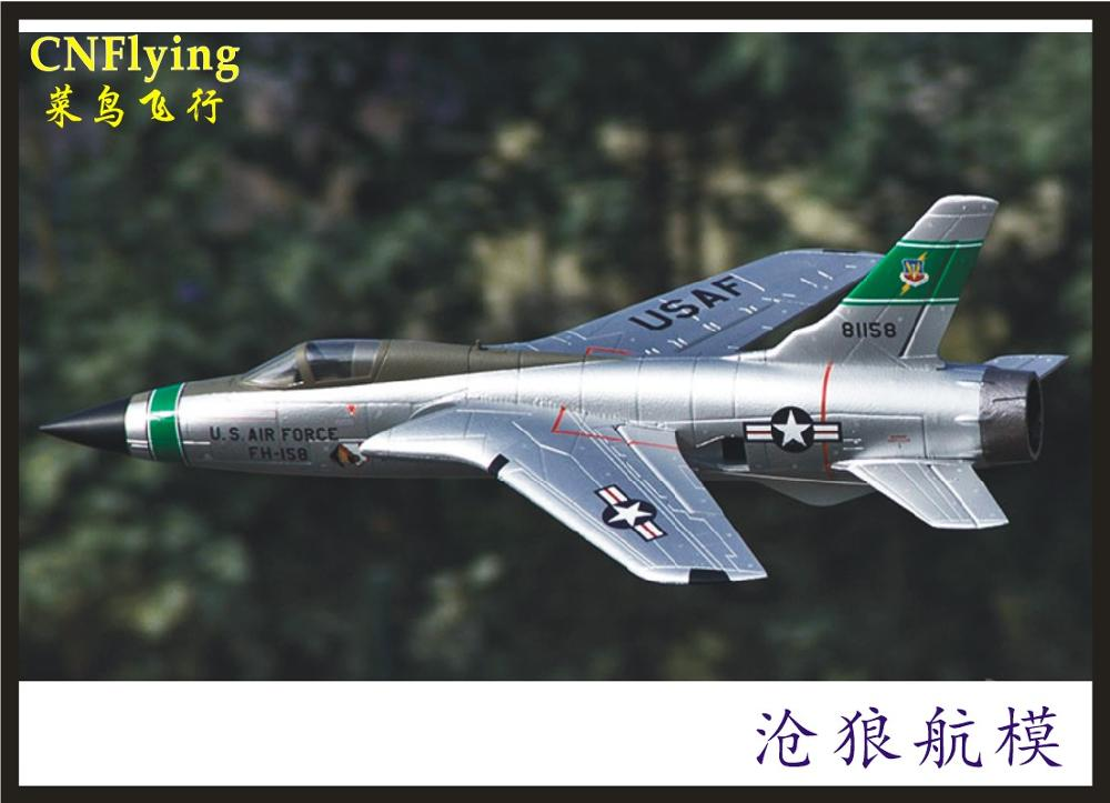EPO RC plane RC airplane RC MODEL HOBBY TOY NEW 64MM EDF FREEWING F-105 THUNDER CHIEF 64 EDF JET PLANE PNP SET image