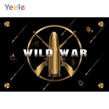 Yeele Captain Superhero America Wild War Party III Personalized Photographic Backdrops Photography Backgrounds For Photo Studio