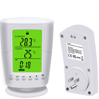 TS 2000 Programmable Wireless Thermostat Socket Home Intelligent Temperature Control Socket Thermostat