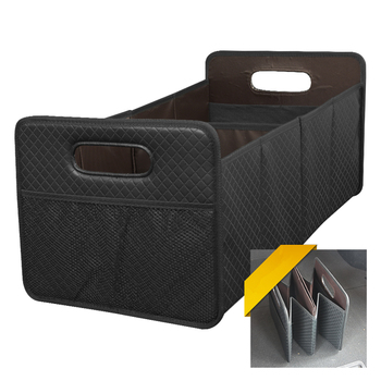 Car Universal Cortex Trunk Folding Multi-functional Debris Storage Box Creative Design Easy to Bring Save Space High Capacity