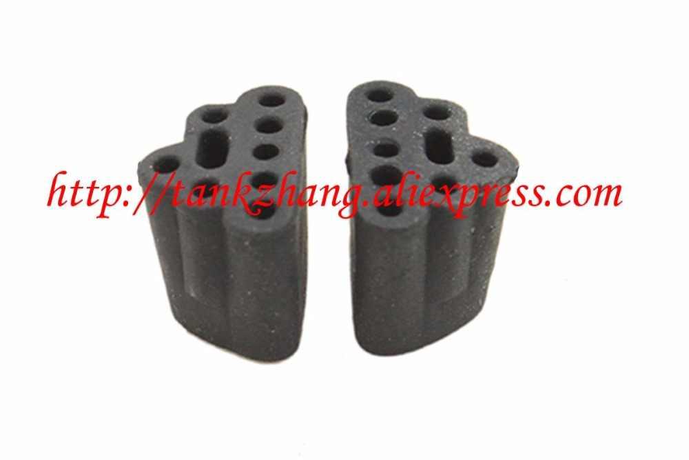 HENG LONG 3816 zbiornik rc U. S. M1A2 ABRAMS 1/24 części zamienne nr plastikowe akcesoria