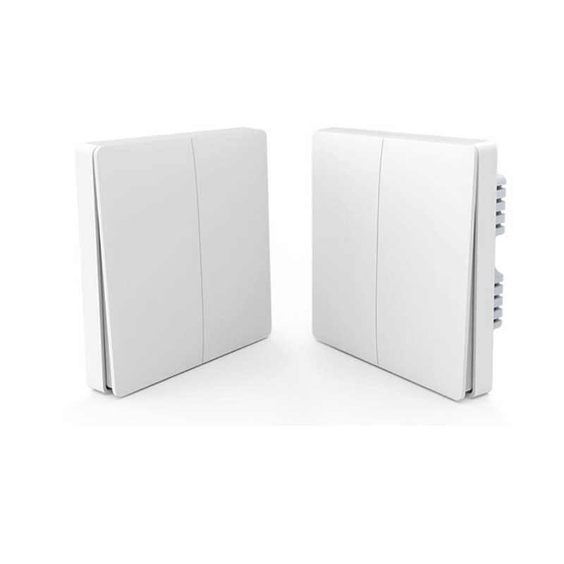 2019 新バージョン Xiaomi Aqara Mijia スマートホーム光制御 Zigbee 無線 Smarphone APP 経由キーと壁スイッチリモート