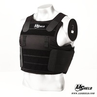 AA Shield Lvl 3A BALCS Tactical Ballistic Concealable Suit Soft Armor Vest