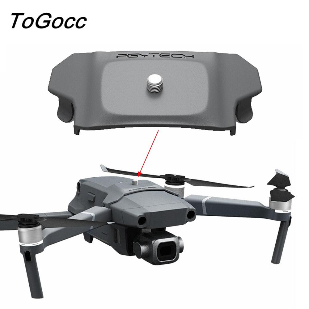 Adaptador conector de montaje de soporte de conexión para DJI Mavic 2 Pro Zoom para GoPro Hero 6 5 4 3 3 + Sesión para cámara insta 360 ONE VR