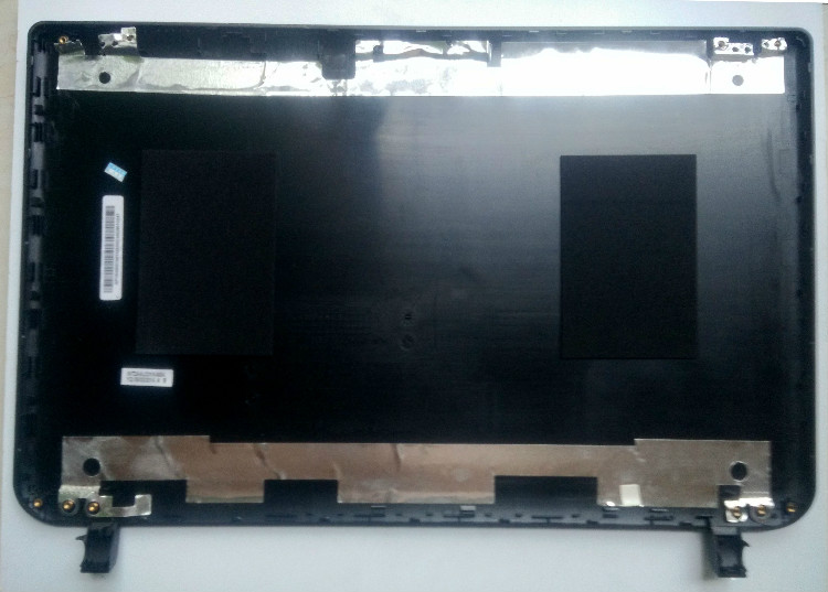 Nuevo para Toshiba Satellite C50-B C50D-B C55D-B, lcd, tapa trasera, tapa trasera, A, negro