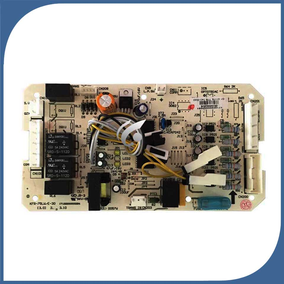 新しい良好な作動のための空調マザーボード KFR 75LW/E 30 KFR 120W/S 590 S 510  グループ上の 家電製品 からの エアコン パーツ の中 1