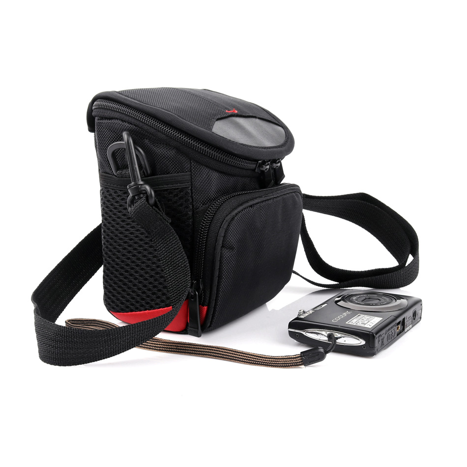 Camera Cover Case Bag For Panasonic <font><b>LUMIX</b></font> <font><b>LX3</b></font> LX5 DMC-ZS60 ZS50 ZS45 ZS40 ZS35 ZS30 ZS20 ZS10 ZS8 ZS7 ZS5 TZ90 TZ85 TZ80 TZ70 image