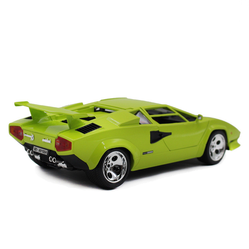 Aliexpress Com Buy Hot Sale Classical Bburago 1 18 Countach 5000