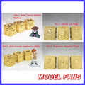 MODEL FANS Reprint instock Free shipping  DT gold saint Seiya Metal Pandora box VOL1 VOL2 VOL3 VOL4