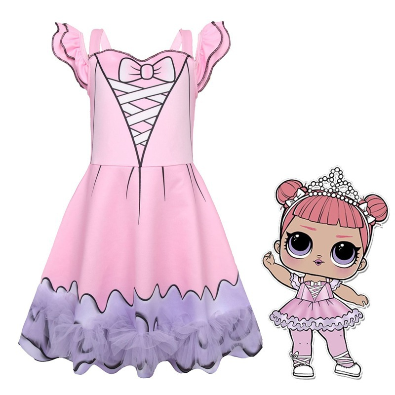 lol surprise dolls dress - 762×775
