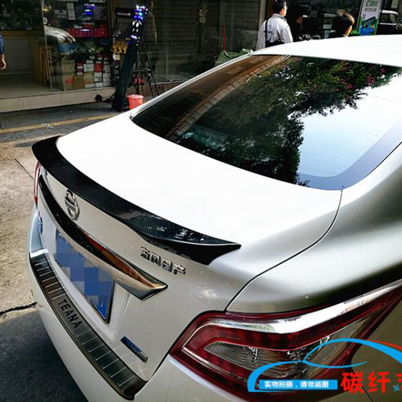 For Nissan Teana Altima 2013-2015 Rear Trunk Duck Lid Spoiler Wing Decorative