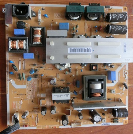 PS60F5000AJ power panel P60QF-DSM PSPF371503A BN44-00601A is used 42pfl9509 power panel 2300kpg109a f is used
