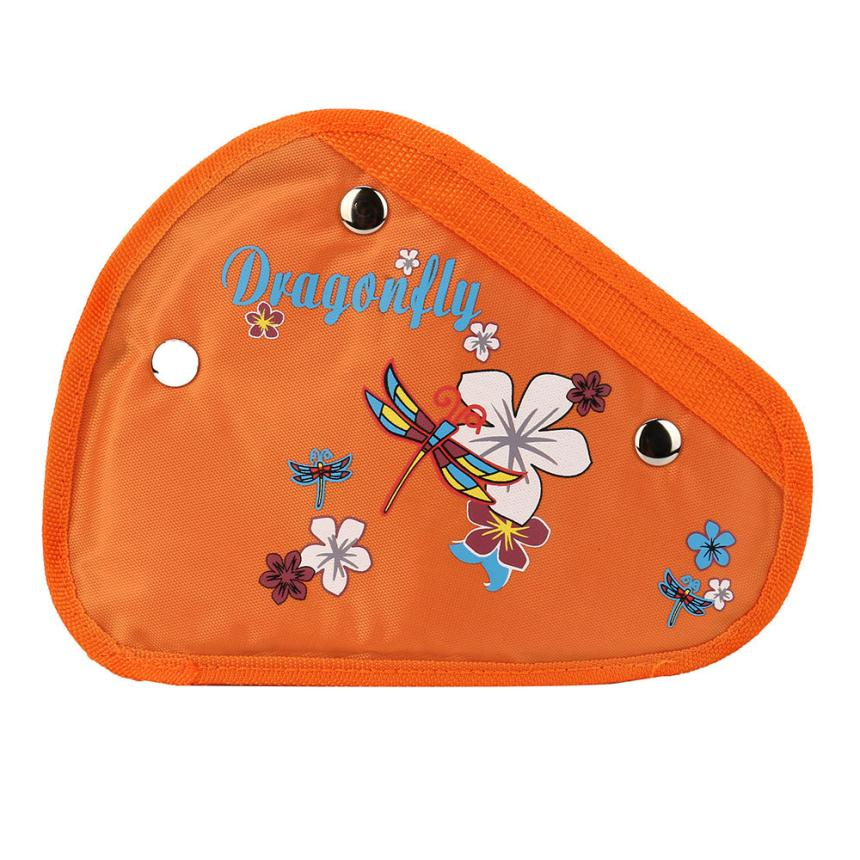 Dragonfly Baby Kids Car Safety Cover Strap Adjuster Pad Protect Seat Belt Clip June19 Drop Shipping