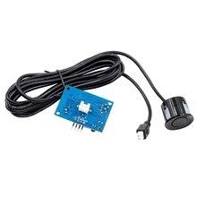 HLZS-Водонепроницаемый Ультразвуковой Модуль Jsn-Sr04T доказательство воды интегрированный расстояние измерения датчика Сенсор для Arduino