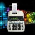 2-цветной печати калькулятор MP-120MG ЖК-экран 12 цифр переработанного пластика, оригинальный продукт высшего качества N4
