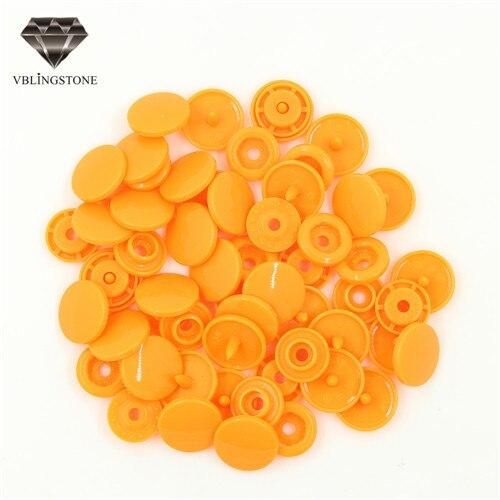 20 комплектов KAM T5 12 мм круглые пластиковые застежки кнопки застежки пододеяльник лист кнопка аксессуары для одежды для детской одежды Зажимы - Цвет: B40