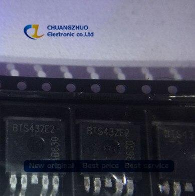 10pcs New Original BTS432E2 BTS432E BTS432 TO-263