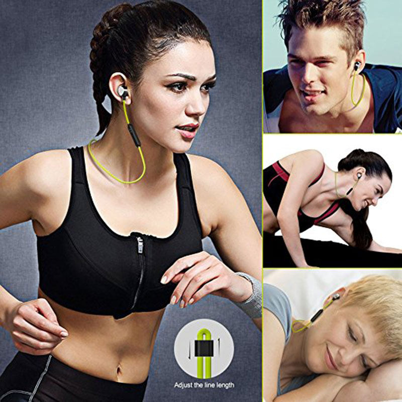 Mifo Sport Earphone I8 Magnetic Suction Charging Wireless Earbuds support IP68 Bluetooth Headset Stereo Music with Microphones mifo i8 bluetooth earphone magnetic suction charging wireless headset in ear earpiece sports stereo music earphones for phones
