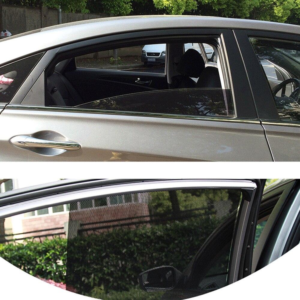 Auto Vorhang Windschutzscheibe Aufkleber Sonnenschutz UV Schutz