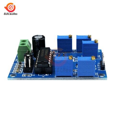 1Pcs 12V ICL8038 Signal Generator Medium/Low Frequency 10Hz-450KHz Triangular/Rectangular/Sine Wave Generator Module Lahore