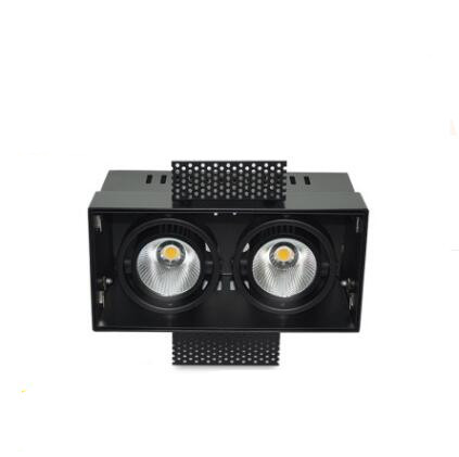 led Embedded lights AC85 230V square Surface Mounted LED COB dimmable Downlights 10W 15w 20W 30W LED Ceiling Lamp Spot Light